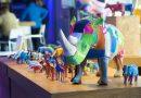 Bedrukte slippers omtoveren tot kleurrijke dieren